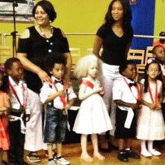 Photo taken at Harlem Children's Zone by Sara K. on 6/25/2015