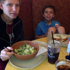 Photo taken at Panera Bread by Mary A. on 2/2/2014