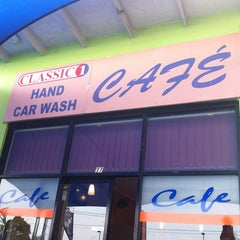 Photo taken at Arpan's Classic 1 Hand Car Wash by Shane S. on 9/28/2012