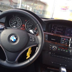 Photo taken at JMK BMW by Chris S. on 10/4/2013