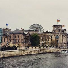 Photo taken at U Bundestag by Сергей С. on 4/25/2015