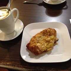 Photo taken at Jules Cafe Patisserie by stazie on 11/3/2013