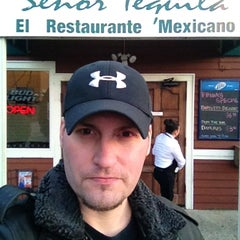 Photo taken at Señor Tequila by Michael B. on 2/15/2013