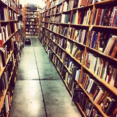 Photo taken at Powell's City of Books by Jason K. on 1/7/2013