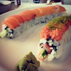 Photo taken at Hamachi Sushi by Rajon T. on 1/15/2013