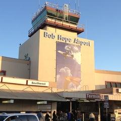 Photo taken at Bob Hope Airport (BUR) by Adam C. on 4/18/2013