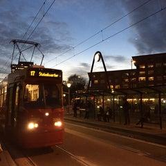 Photo taken at Station Rijswijk by Jisun M. on 11/3/2015