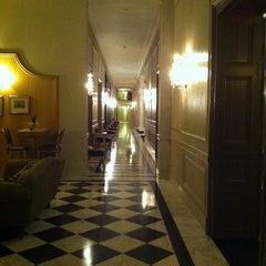 Photo taken at Van der Valk Hotel Kasteel Bloemendal by CFM V. on 7/27/2013