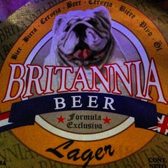 Photo taken at Britannia Pub by Christian K. on 7/13/2013