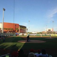 Photo taken at Banner Island Ballpark by Randy E. on 4/3/2013