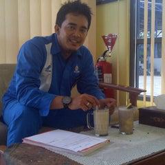 Photo taken at PT. Pertamina EP Field Cepu by Wawan D. on 11/21/2012