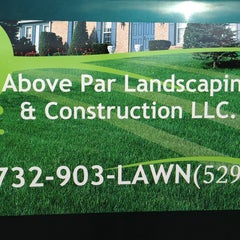 Photo taken at Above Par Landscaping by Ralph on 7/21/2014