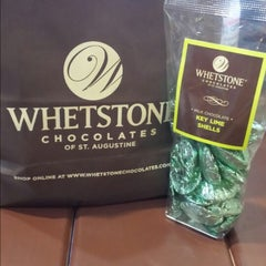Photo taken at Whetstone Chocolate Factory by Martina R. on 8/30/2014