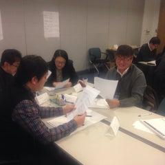 Photo taken at JW 타워 (JW-Group) by Joongmo L. on 12/11/2014