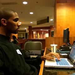 Photo taken at R.B. House Undergraduate Library by Warche D. on 12/13/2012