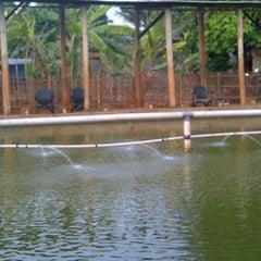 Photo taken at Fellih Fishing Corner by Yan F. on 10/10/2012