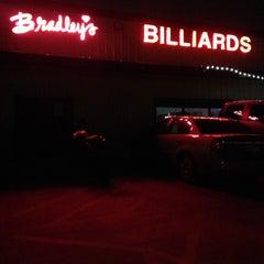 Photo taken at Bradley's Billiards by Rich H. on 7/2/2014