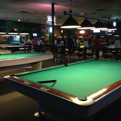 Photo taken at The Billiard Den by Rich H. on 1/27/2014