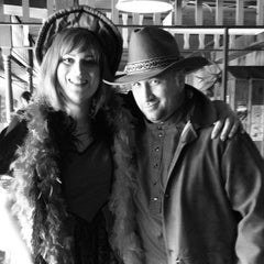 Photo taken at Donley's Wild West Town by Robert D. on 5/31/2014