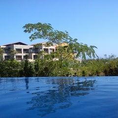 Photo taken at The Westin Resort, Costa Navarino by Panayiotis M. on 7/1/2013