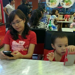 Photo taken at Food Court @ Parkson CT Plaza by Lam D. on 12/21/2013