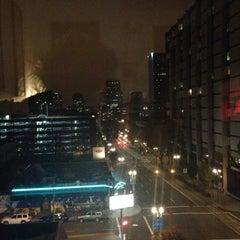 Photo taken at Broadway Residence Hall (PSU) by Owen T. on 10/26/2013