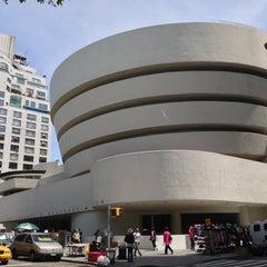 Photo taken at Solomon R. Guggenheim Museum by Alexander O. on 5/7/2013