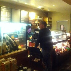 Photo taken at Starbucks by Rick M. on 1/4/2013