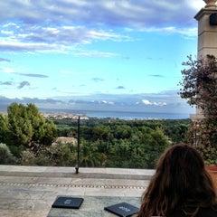 Photo taken at Castillo Hotel Son Vida by Alvaro V. on 9/30/2012