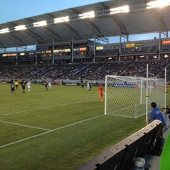 Photo taken at StubHub Center by Lisa D. on 7/21/2013