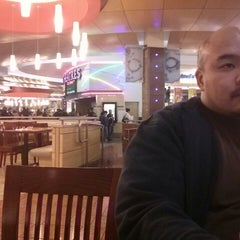 Photo taken at Food Court at Oakridge Mall by David G. on 11/23/2013