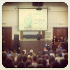 Photo taken at Pravni fakultet by Stefan P. on 9/21/2012