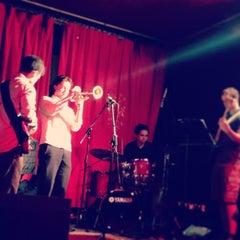 Photo taken at Matt & Phreds Jazz Club by Jeannette R. on 7/10/2013