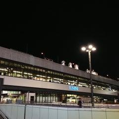 Photo taken at 大宮駅 (Ōmiya Sta.) by Tetsuo T. on 4/15/2013