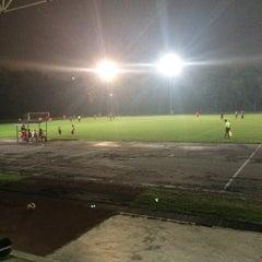 Photo taken at Stadium Mini Shah Alam by Aqila M. on 3/20/2016