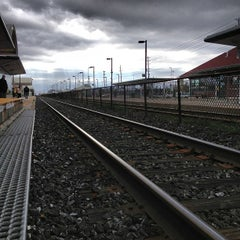 Photo taken at Oakville GO Station by Andrew G. on 11/3/2012