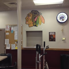 Photo taken at Blackhawk Athletic Club by Brian W. on 9/16/2013