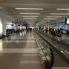 Photo taken at John F. Kennedy International Airport (JFK) by Will G. on 7/28/2013