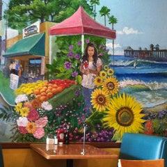 Photo taken at Swami's Cafe by Karleen H. on 3/5/2013