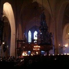Photo taken at Aegidien Kirche by Jean Pierre H. on 12/24/2013