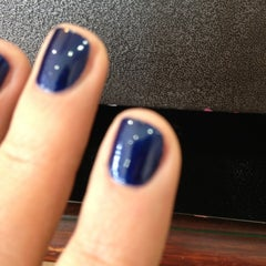 Photo taken at Madison Hill Nails by Melissa L. on 1/26/2013
