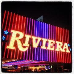 Photo taken at Riviera Hotel & Casino by Roger B. on 5/5/2013