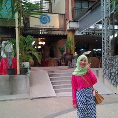 Photo taken at White Sand Krabi Resort by Retno M. on 4/18/2014