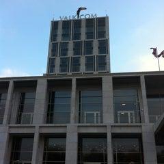 Photo taken at Van der Valk Airporthotel Düsseldorf by Tania L. on 11/15/2012