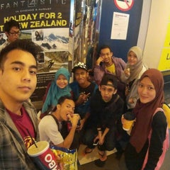 Photo taken at MBO Cinemas by Izzat S. on 8/14/2015