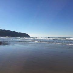 Photo taken at Cape Lookout State Park by Walton K. M. on 11/15/2014