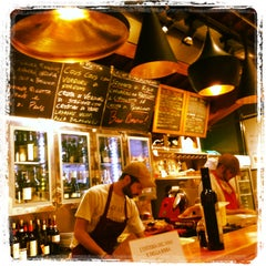 Photo taken at Eataly by Roberta F. on 5/5/2013