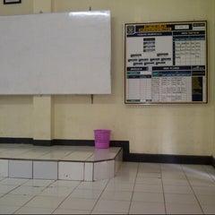Photo taken at SMAN 2 Tangerang Selatan by Vega R. on 6/22/2013