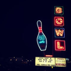 Photo taken at Linbrook Bowling Center by Sean M. on 2/10/2013