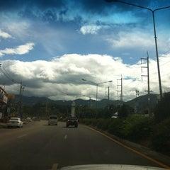 Photo taken at บ้านโฮ่ง. ลำพูน. by Prapapan L. on 8/18/2012